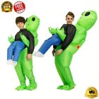Halloween Ride Inflatable Costume Cosplay Alien Santa Dinosaur Sumo Funny Party