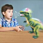 ELECTRIC REMOTE CONTROL DINOSAUR WALKING TOY ROBOT LIGHT SOUND KIDS