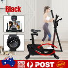 Elliptical Cross Trainer Exercise Bike Bicycle Home Gym Fitness Equipment D