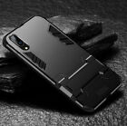 For Huawei Mate P20 P10 Pro P8 P9 Lite Shockproof Hybrid Armor stand Case Cover