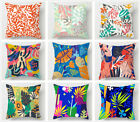 "Geometry Pillow Covers 16"" 18"" 20"" 24"" Throw Pillow Case Sofa Cushion Covers"