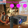 LCD/BP-M450 1080P Home /Office Movie Projector Built-in Speaker AV/HD/USB/VGA US
