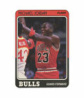 1988-1989 Fleer Michael Jordan Chicago Bulls #17 Basketball Card