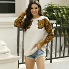 Loose Knitwear Solid Blouse Knit Autumn Top in Fall Shirts Fit Pullover Women