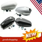 Motorcycle Cafe Racer 9L 2.4 Gal Fuel Gas Tank Cap Switch Kit For Honda CG125 US