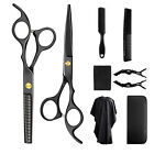 Professional Hair Cutting Thinning Scissors Barber Shears Salon Hairdressing Set
