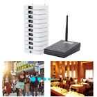 Wireless Paging Queuing Calling System 1 Keyboard Launcher 10 Restaurant Pagers