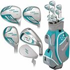 TOUR EDGE LADY EDGE COMPLETE GOLF SET RIGHT HAND - CHOOSE SIZE - NEW 2020