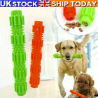 Aggressive Dog Chew Toys Chewers Treat Training Rubber Tooth Cleaning XMAS UK=