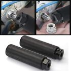2 Pcs 3/8 inch-26 Teeth Aluminum Alloy Bike Pegs for Non-Slip Mountain Bike