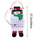 Christmas DIY Advent Calendar Countdown Numbers Bag Candy Storage Pouch