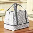 2-In-1 Compartment Slow Cooker and Casserole Carrier Bag