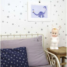 39pcs Mixed Size Removable Stars Wall Stickers Home Room Decal Decorative