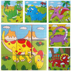 Wooden Jigsaw Puzzles Unique Animal Wolf Jigsaw Pieces Best Gift for Kids Adults