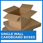 HIGH QUALITY SINGLE WALL CARDBOARD BOXES POSTAL MAILING PACKAGING CARTONS BOX UK