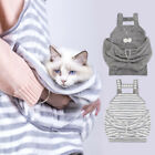 Cat Holding Apron Small Dog Coral Fleece Sleeping Bag Pet Front Pouch Carrier