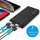 950000mAh 4 USB Power Bank Backup External Battery Power Bank Fast Charger For..