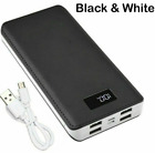 950000mAh 4 USB Power Bank LCD Backup External Battery Power Bank Fast Charger