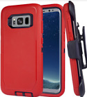 Samsung Galaxy Note 8 Case Heavy Duty Kickstand Premium Quality Holster Cover US