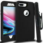 iPhone 7/8 Plus Case Anti-Scratch Protective Heavy Duty Dual Layer Rugged Cover
