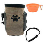 Pet Dog Training Treat Pouch Snack Outdoor Food Toy Storage Portable Bag Carrier