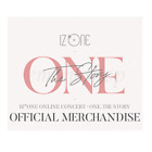 PRE-ORDER IZ*ONE IZONE 아이즈원 [ ONE , THE STORY ] ONLINE CONCERT OFFICIAL MD [USA]