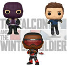 Official Falcon and the Winter Soldier Baron Zemo Marvel Funko Pop Vinyl Figures