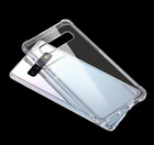 For Galaxy S10/ S10 Plus Case Hybrid TPU Clear Bumper HD Transparency Slim Cover