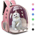Waterproof Pet Carrier Medium Cats Backpack Dome Outdoor Small Dog Holder
