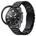 Galaxy Watch 3 Case | Spigen® [Chrono Shield] Shockproof Slim Bezel Ring Cover
