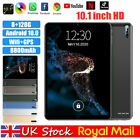 """10.1"""" Inch Tablet Pc Hd Android 10.0 8+128gb Wifi Three Camera Gps Bluetooth"""