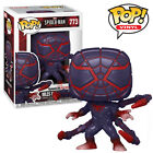 Official Spider-Man Miles Morales PS5 Video Game Marvel Funko Pop Vinyl Figures