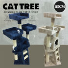 Cat Scratching Post Toys Tree Bed Activity Centre Large Tower Cats House  45