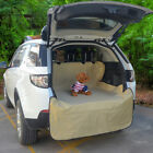 Car Pet Seat Cover Mat Waterproof Oxford Cloth Dog Cat Back Seat Protection Pad