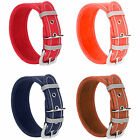 Adjustable Dog Collar Reflective Collar For Medium Large Dogs Artificial Leather