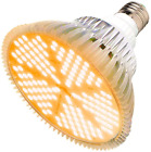 100W Led Grow Light Bulb, MILYN Pure Warm Full Spectrum Grow Lights for Indoor P picture