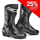 Sidi Performer Gore-Tex Motorcycle Boots Black  **SAVE 25%**