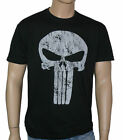 PUNISHER - DESTROYED -- T-Shirt S-XXL -- black grey NEU