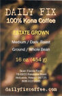 Pure 100% Kona Coffee - 2 LB from Award-Winning Estate