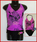 HANNAH MONTANA 2pc SWIMWEAR Tankini TOGS Sz 3 to 14 yrs