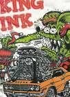 Rat Fink Mopar King Fink white t shirt assorted sizes