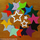 Christmas Die Cuts - Large Nested Star - Decorations - Topper - Kids - Cards