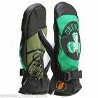 BRAND NEW WITH TAGS Grenade SCOTTY LAGO Mitt BLK/GREEN MEDIUM LARGE XLARGE RARE