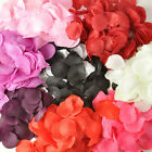 QUALITY THICK SILK ROSE PETALS LARGE PIECES, 10 Colours, Table Scatter, Confetti