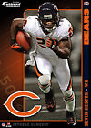 NFL Chicago Bears NFC North FATHEAD Tradeables ~ collectible cards wall decal