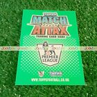 10/11 MAN OF THE MATCH CARDS TOPPS MATCH ATTAX 2010 2011