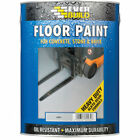 Floor Paint Concrete Stone Wood Warehouse Workshop Garage 5 Litre Everbuild