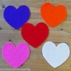 Felt Die Cuts - Large Heart #2 - Crafts - Topper - Wedding - Applique - Cards