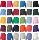 JERZEES NEW Men's Size S, M, L, XL, Pullover, NuBlend Crewneck Sweatshirt, 562