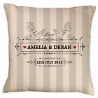 Love Dove | Personalised | Wedding | Cushion | Personalised | Colour Choices